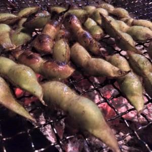 ハンサム黒豆